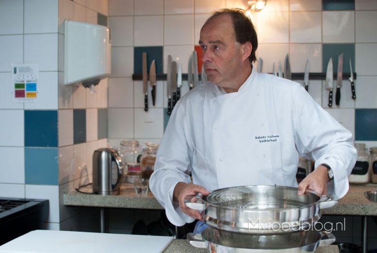 Keizer culinair chef Marc