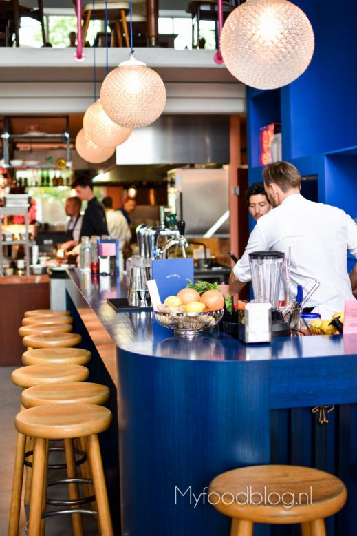 interieur Alfredo's taqueria - Mexicaans restuarant Rotterdam